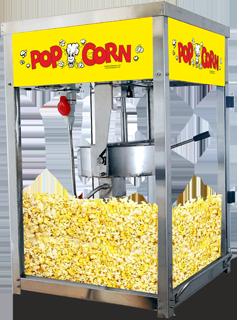 popcorn machine super